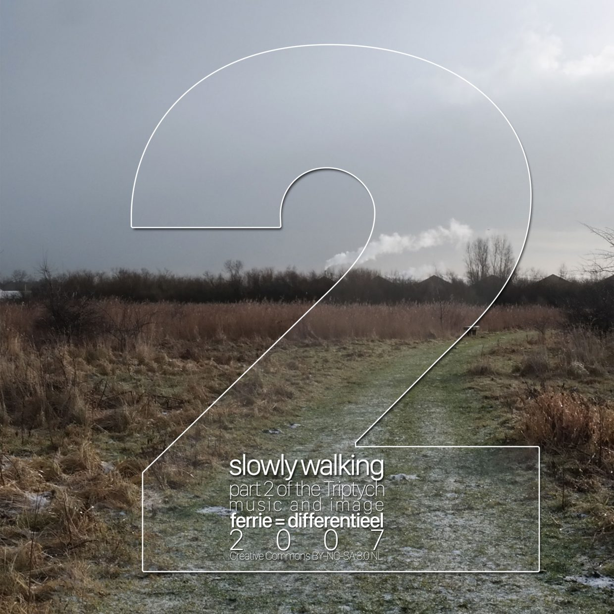 Slowly Walking cover