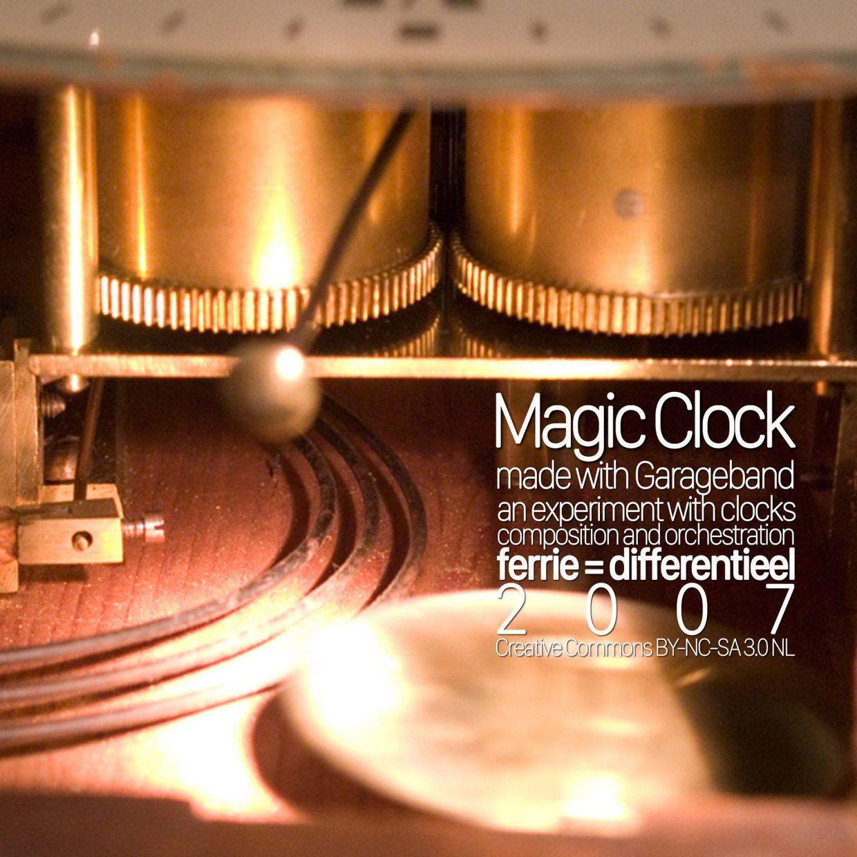 Magic Clock cover