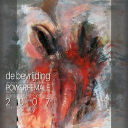 de bevrijding <br /> kunstmanifestatie <br /> over de positie van de vrouw
