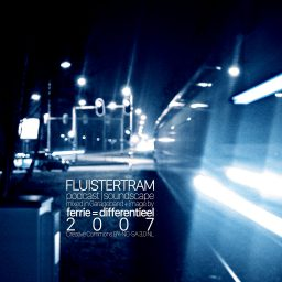 Fluistertram | podcast / soundscape | City Sound