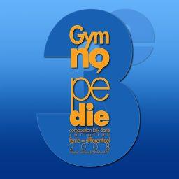 Troisième Gymnopédie <br /> de Gymnopédies <br /> Erik Satie