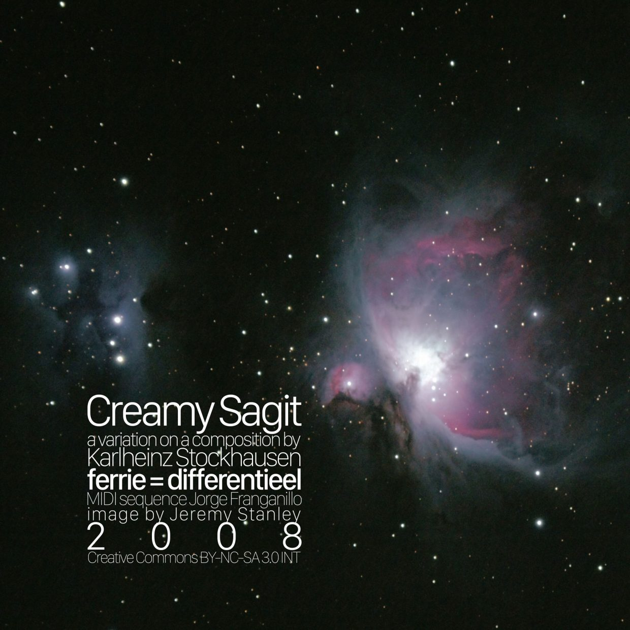 Creamy Sagit cover