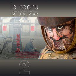 le recrue <br /> tweede track <br /> le soldat