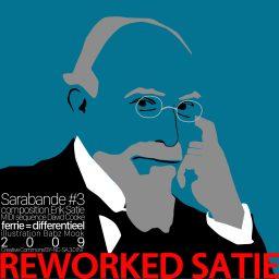 Sarabande #3 <br /> een variatie <br /> Erik Satie