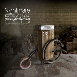 Nightmare <br /> soundscape voor een kunstinstallatie <br /> Erik Sok