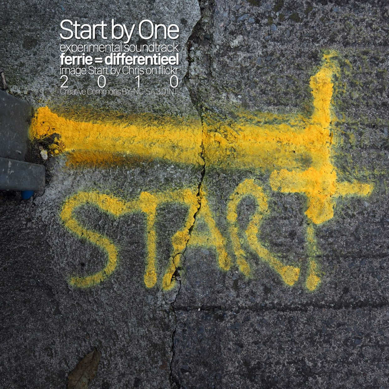 Start By One cover
