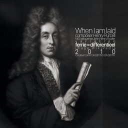 When I am laid - PS 6 <br /> een interpretatie <br /> Henry Purcell