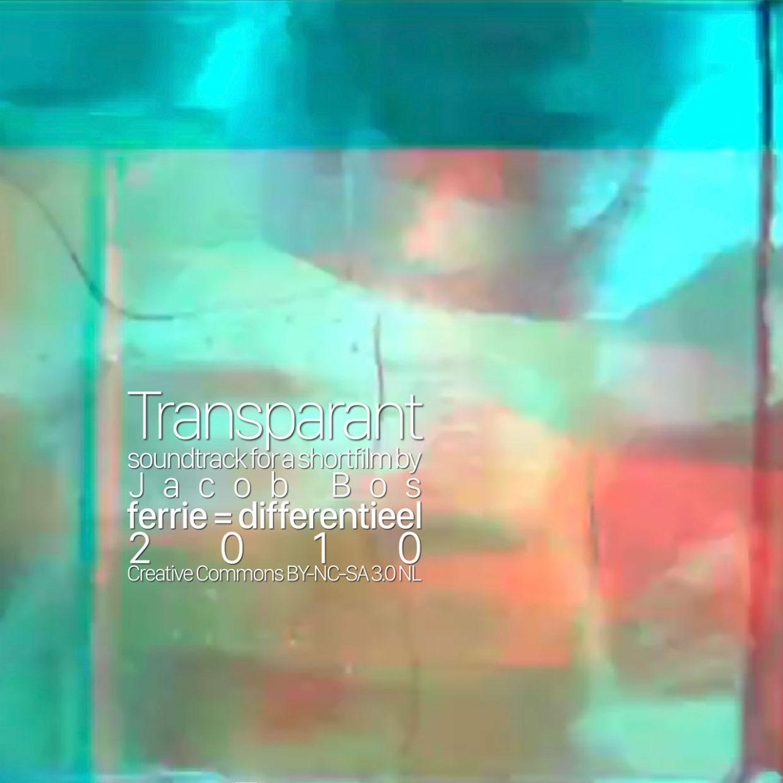 Transparant cover