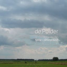 de Polder <br /> soundtrack <br /> Riann