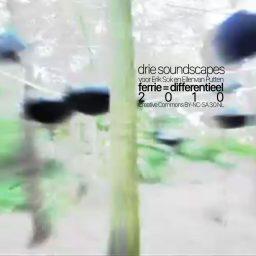 drie soundscapes - voor kunstinstallaties van - Erik Sok