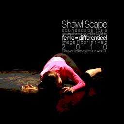 Shawl Scape <br /> soundscape <br /> Silke C. Mehler