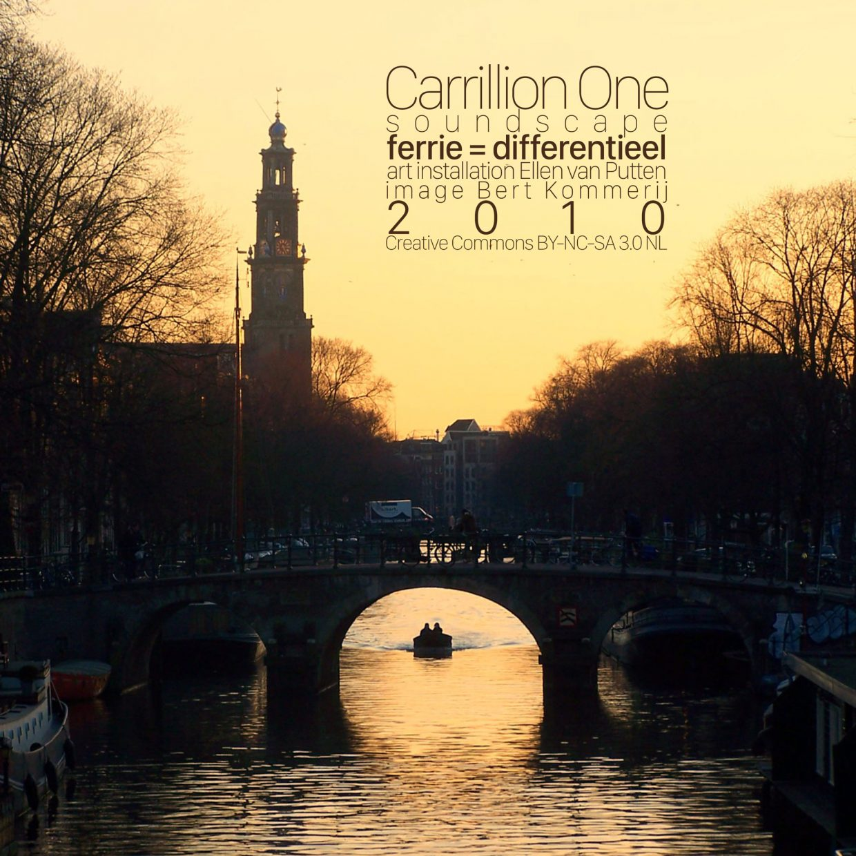 Carrillion One cover