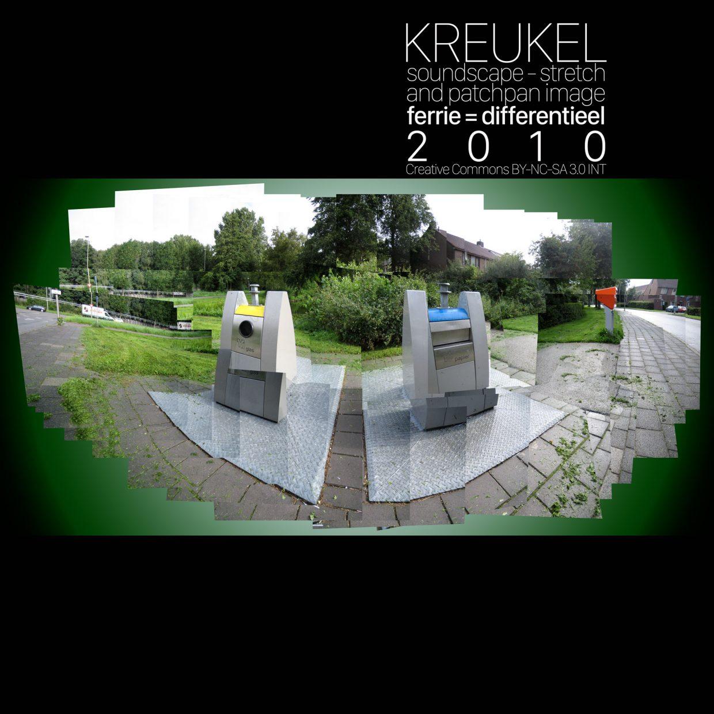 Kreukel cover