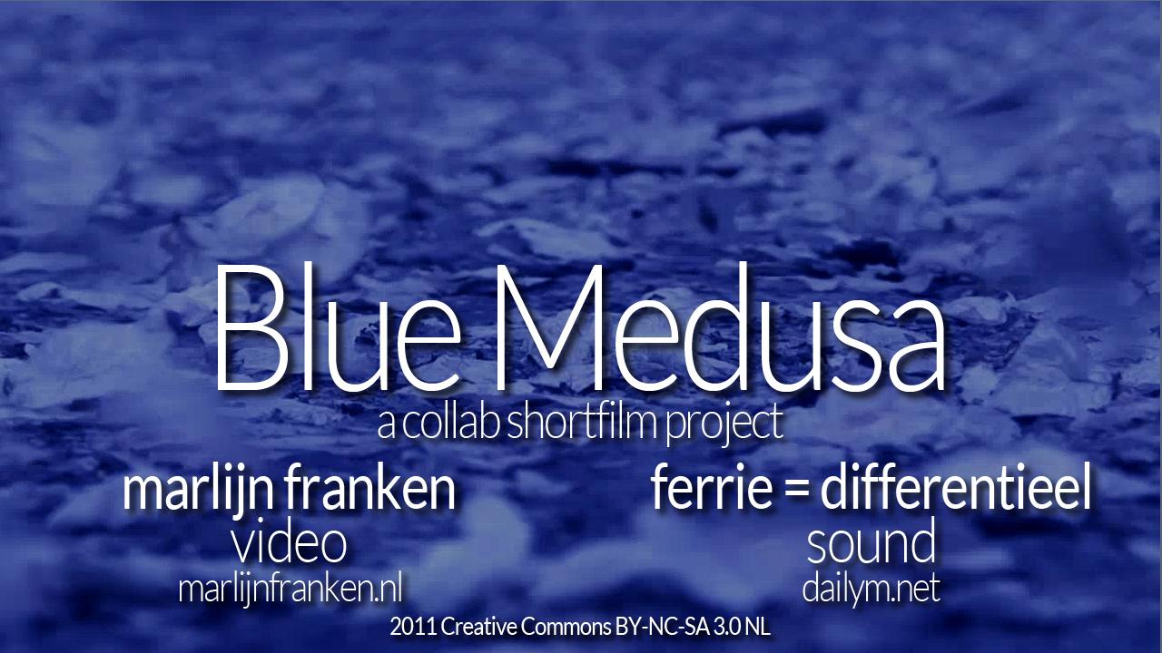 Blue Medusa banner