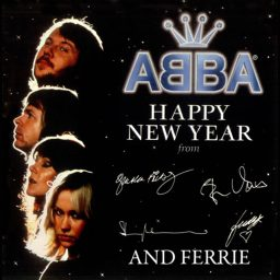 All Ghosts To Hell <br /> Happy New Year <br /> een variant op ABBA
