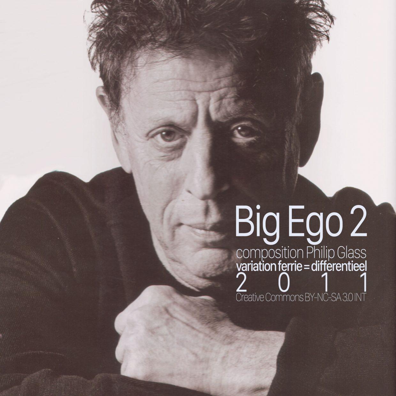 Big Ego 2 cover