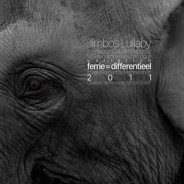 Jimbos Lullaby cover
