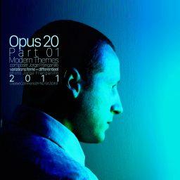 Opus 20 P01 <br /> in harmonium <br /> Jorge Franganillo