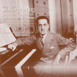 Walking the Dog | een promotie song voor @DNBTH | George Gerswin