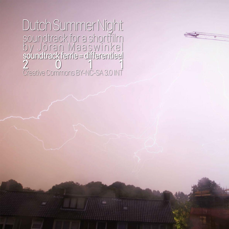 Dutch Summer Night cover