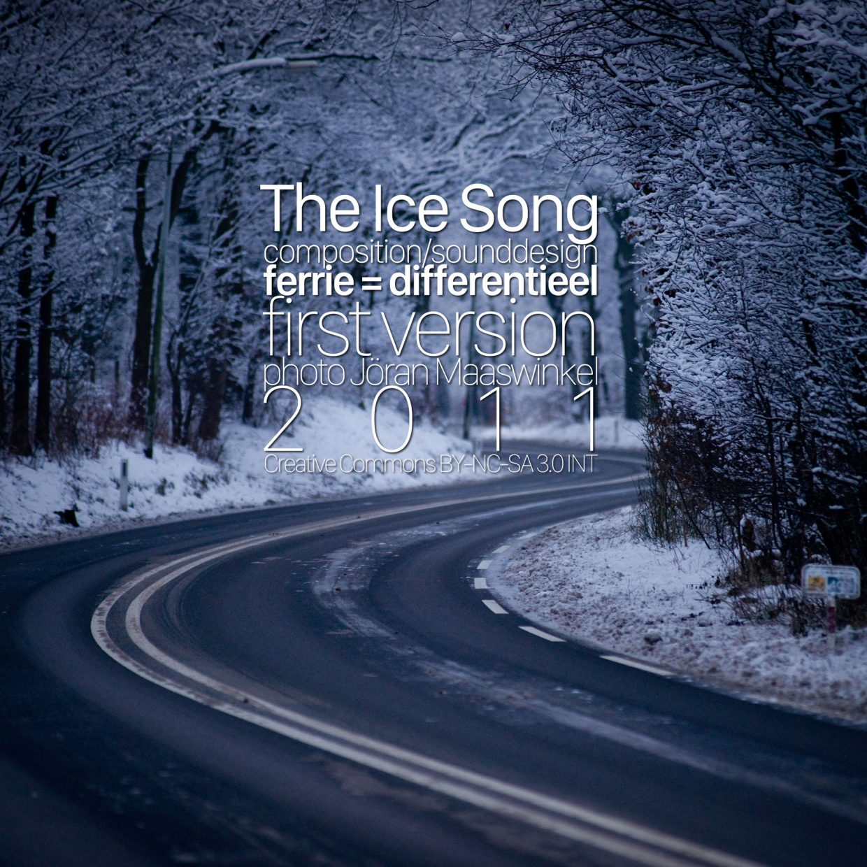 The Ice Song cover