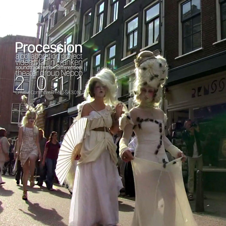 Procession cover