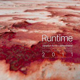 Runtime <br /> nieuwe oude muziek <br /> Cesar Franck