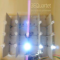 3EQuartet <br /> een variatie <br /> Frederic Rzewski