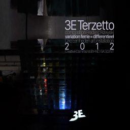 3E Terzetto <br /> een variatie <br /> Frederick Rzewski