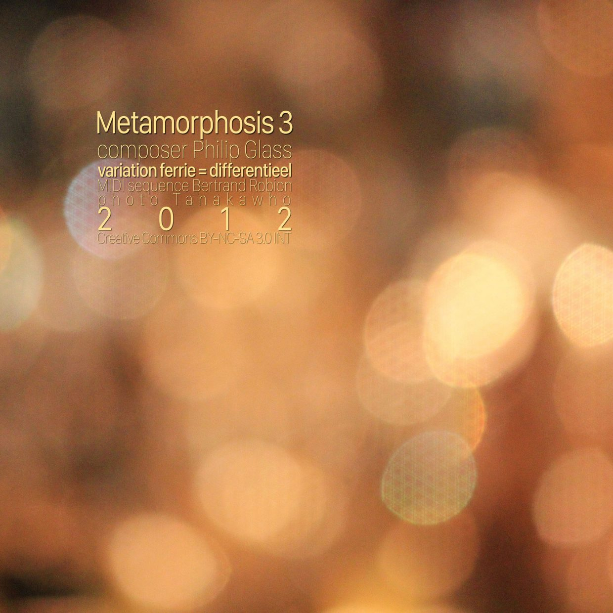 Metamorphosis 3 cover
