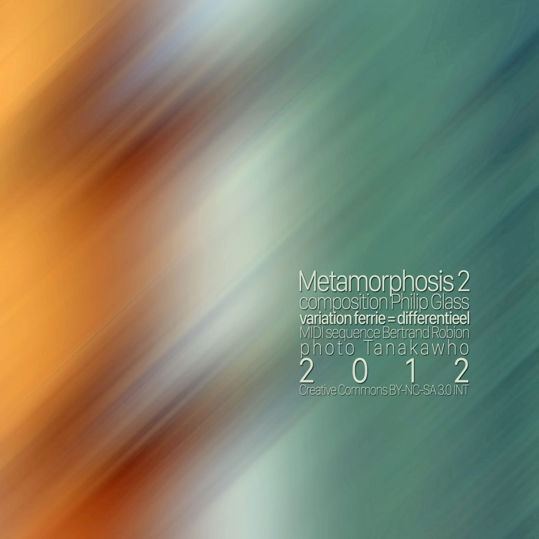 Metamorphosis 2 cover