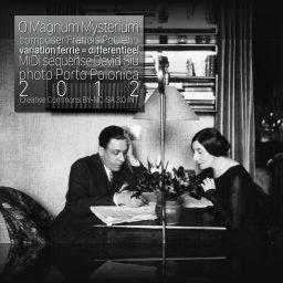 O Magnum Mysterium <br /> een variatie <br /> Francis Poulenc