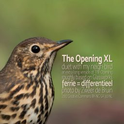 The Opening XL <br /> duet met een zanglijster <br /> Unregistered User