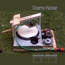 Gramo Noise <br /> Hard Noise <br /> Gijs Gieskes