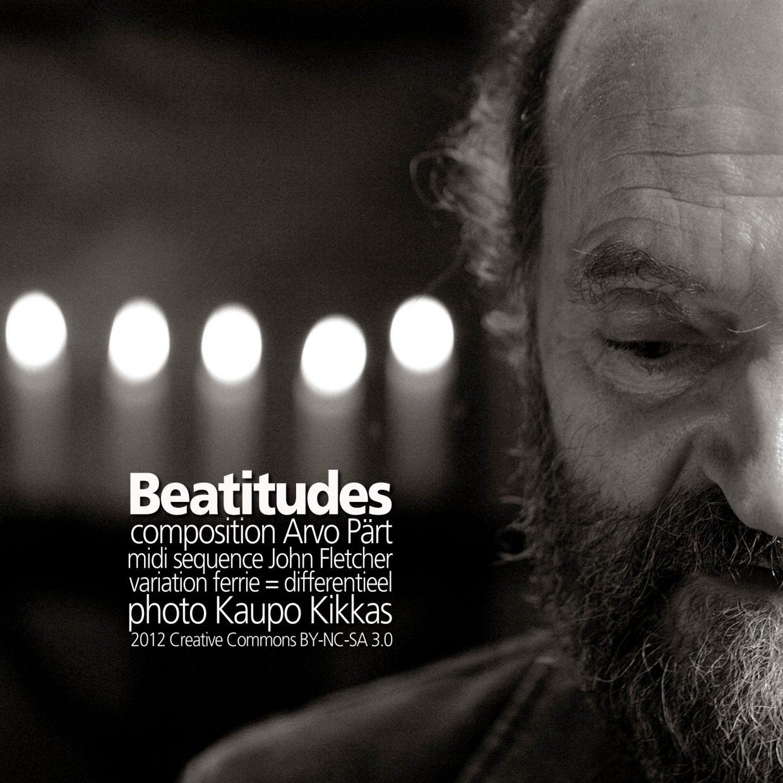 Beatitudes cover