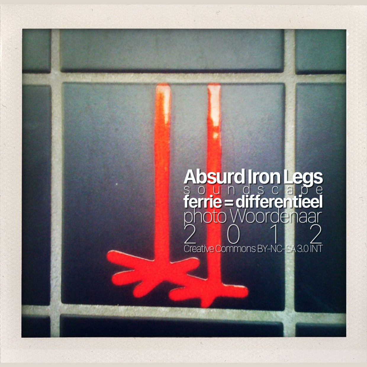 Absurt Iron Legs cover