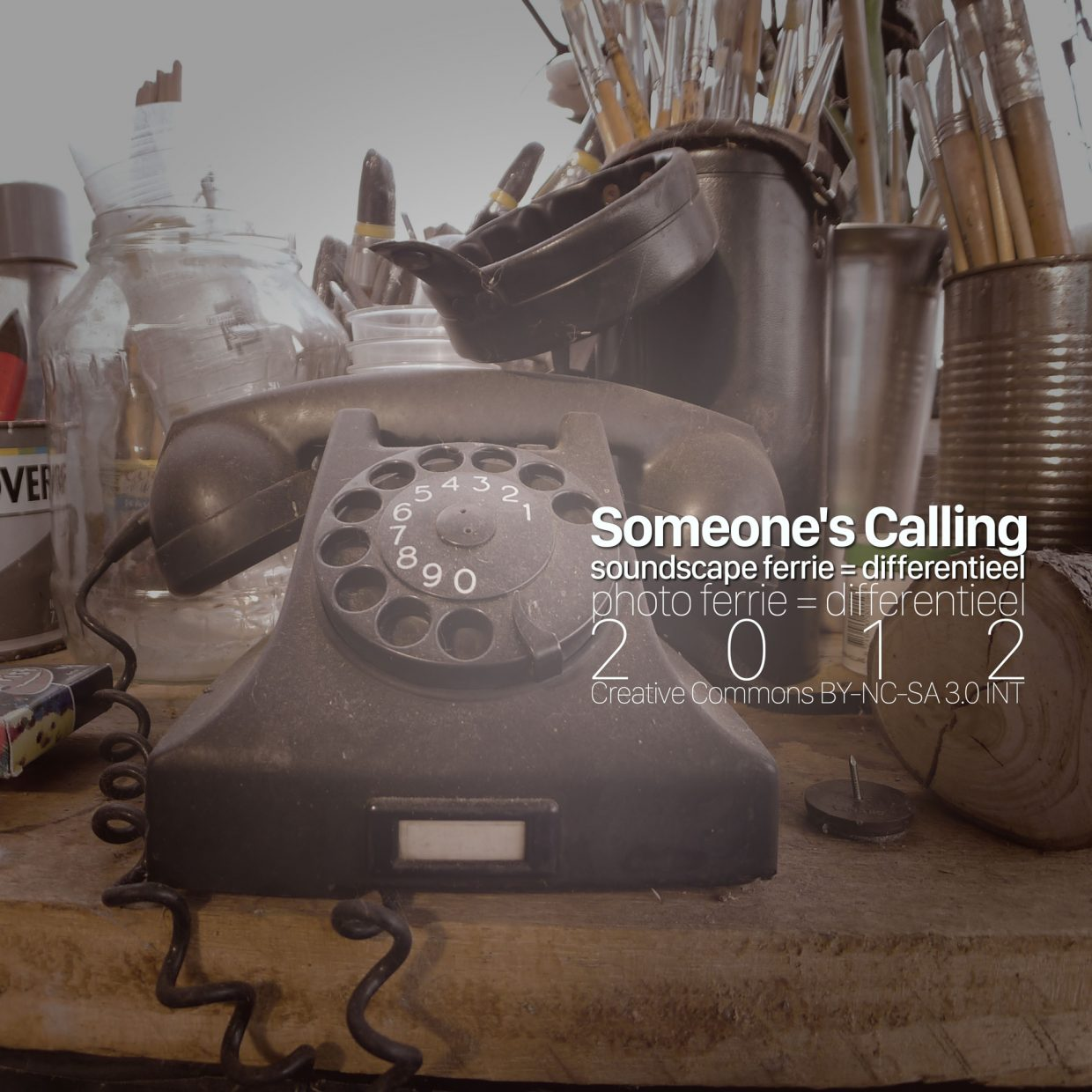 Someone's Calling cover