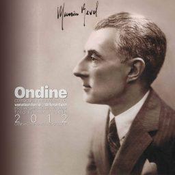 Ondine <br /> een variatie <br /> Maurice Ravel