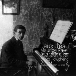 Jeux d'eau <br /> een variatie <br /> Maurice Ravel