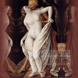 Der Tod und das Madchen <br /> een variatie <br /> Franz Schubert