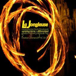La Jongleuse <br /> een muzikaal grapje <br /> Moritz Moszkowski
