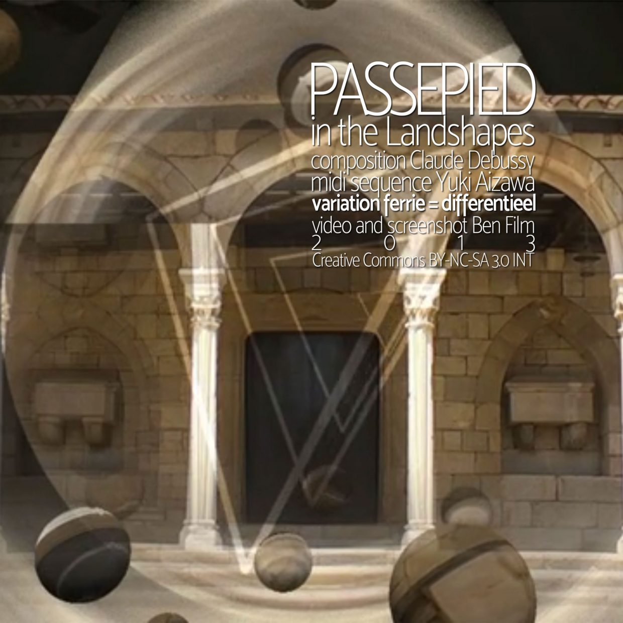 Passepied in the Landshapes cover