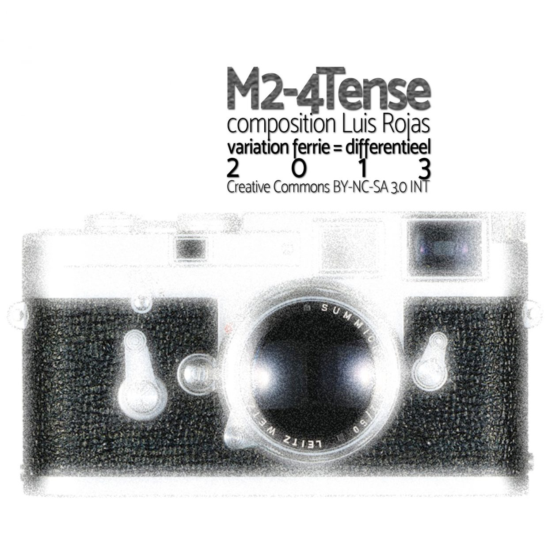 M2 4Tense cover