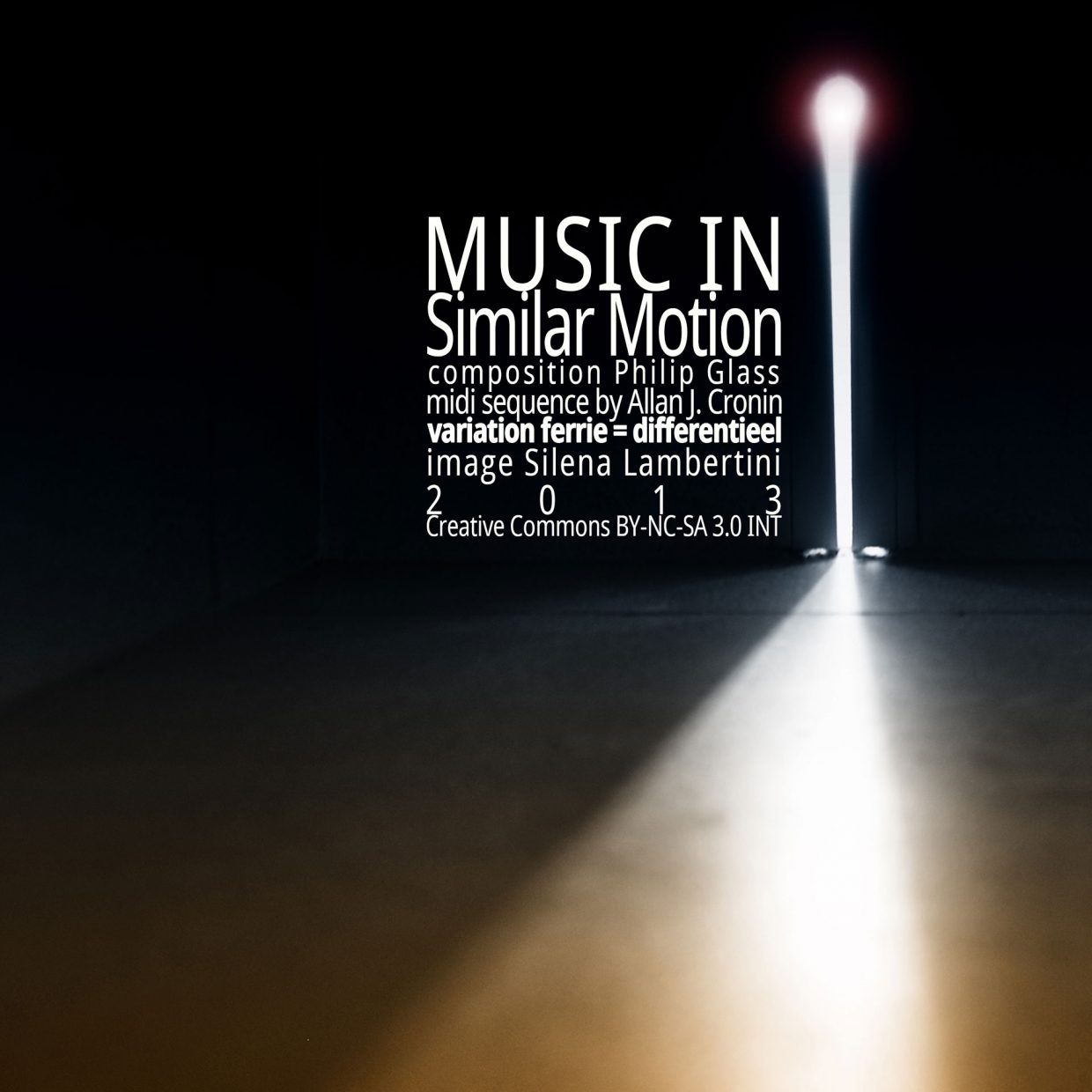 Music in Similar Motion cover