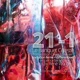 Le Banquet Celeste | variatie op een compositie van | Olivier Messiaen