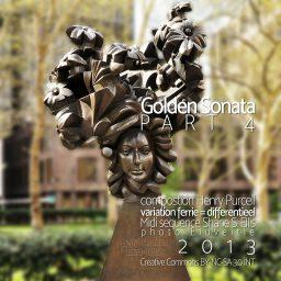 Golden Sonata - deel 4 <br /> een variatie <br /> Henry Purcell