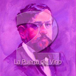 La Puerta del Vino for Brass #2 <br /> voor het album Preludes <br /> Claude Debussy