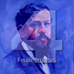 Feuilles mortes for Brass #4 <br /> voor het album Preludes <br /> Claude Debussy