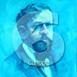 Canope for Brass #6 <br /> voor het album Preludes <br /> Claude Debussy