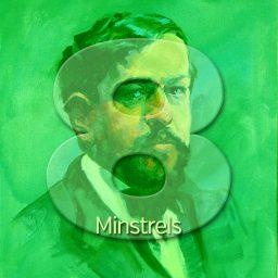 Minstrels for Brass #8 <br /> voor het album Preludes <br /> Claude Debussy
